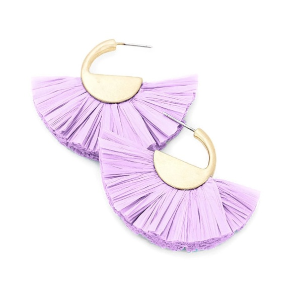 Sparkle & Whim Other - Irena Earring Lavender